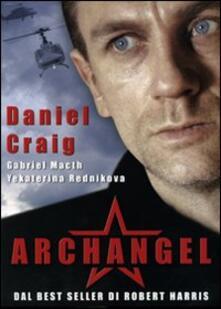 Archangel di Jon Jones - DVD