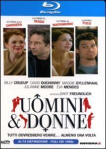 Uomini & donne di Bart Freundlich - Blu-ray