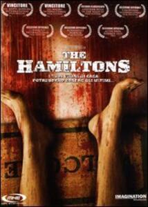 The Hamiltons di Mitchell Altieri,Phil Flores - DVD