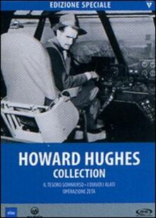 Howard Hughes Collection (3 DVD) di Tay Garnett,Nicholas Ray,John Sturges