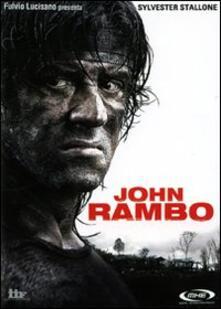 John Rambo (DVD) di Sylvester Stallone - DVD