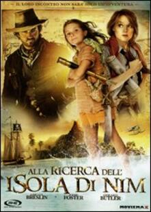 Alla ricerca dell'isola di Nim (1 DVD) di Jennifer Flackett,Mark Levin - DVD