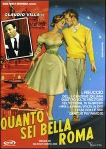 Quanto sei bella Roma di Marino Girolami - DVD
