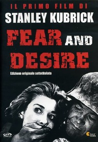 Cover Dvd Fear and Desire