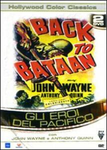 Gli eroi del Pacifico. La pattuglia invisibile (2 DVD)<span>.</span> Collector's Edition di Edward Dmytryk - DVD