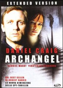 Archangel<span>.</span> Extended Edition di Jon Jones - DVD