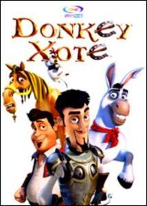 Donkey Xote di Jose Pozo - DVD