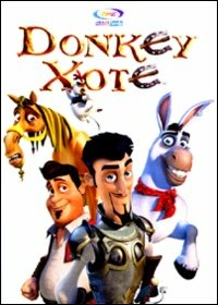 Cover Dvd Donkey Xote