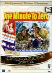Operazione zeta (2 DVD)<span>.</span> Rko Collection di Tay Garnett - DVD