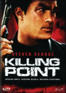 Killing Point di Jeff King - DVD