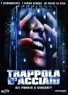 Trappola d'acciaio di Luis Cámara - DVD