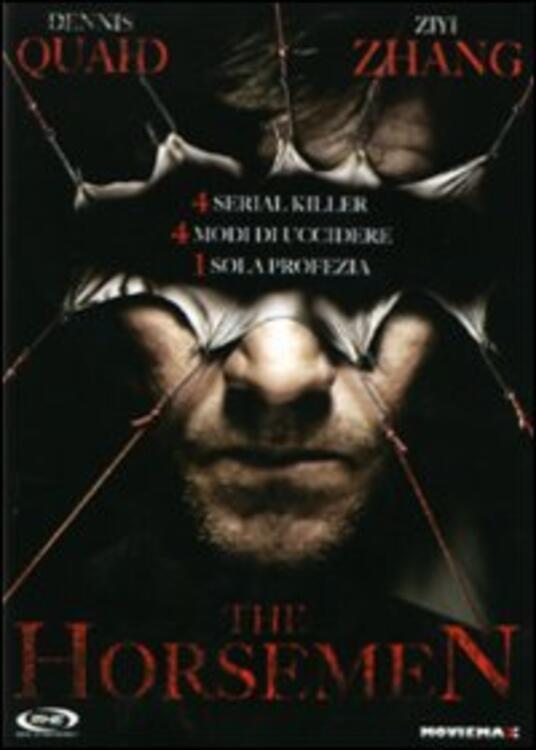 The Horsemen di Jonas Akerlund - DVD