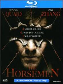 The Horsemen di Jonas Akerlund - Blu-ray