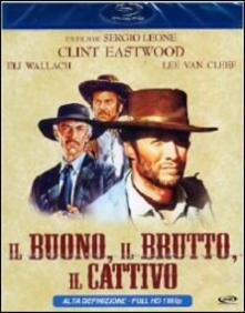 Il buono, il brutto, il cattivo di Sergio Leone - Blu-ray