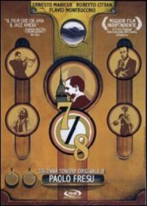 Sette ottavi 7/8 di Stefano Landini - DVD