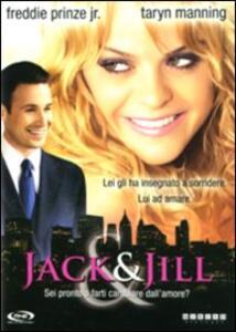 Jack & Jill di Vanessa Parise - DVD