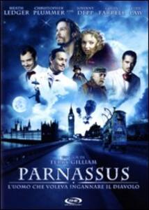 Parnassus. L'uomo che voleva ingannare il diavolo (1 DVD) di Terry Gilliam - DVD