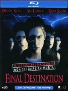 Final Destination di James Wong - Blu-ray