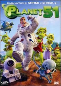 Planet 51 (1 DVD) di Jorge Blanco,Javier Abad,Marcos Martínez - DVD