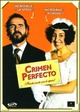 Cover Dvd Crimen perfecto - Finché morte non li separi