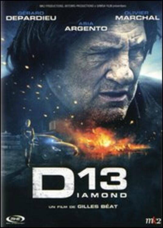 Diamond 13 di Gilles Behat - DVD