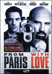 Cover Dvd From Paris with Love (1 DVD)