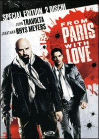 Cover Dvd From Paris with Love (2 DVD)