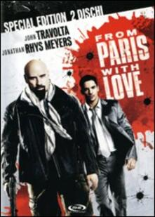 From Paris with Love (2 DVD)<span>.</span> Edizione speciale di Pierre Morel - DVD