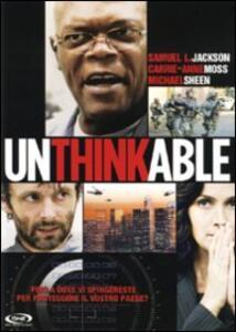 Unthinkable di Gregor Jordan - DVD