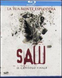 Cover Dvd Saw. Il capitolo finale