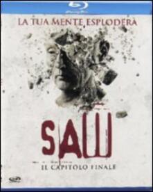 Saw. Il capitolo finale di Kevin Greutert - Blu-ray