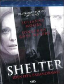 Shelter di Måns Mårlind,Björn Stein - Blu-ray