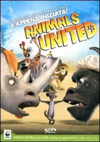 Cover Dvd Animals United (1 DVD)