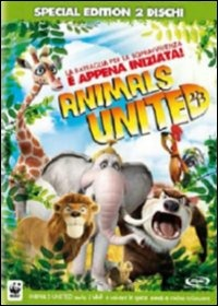 Cover Dvd Animals United (2 DVD)