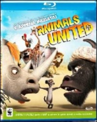 Cover Dvd Animals United