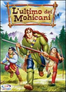 L' ultimo dei Mohicani - DVD