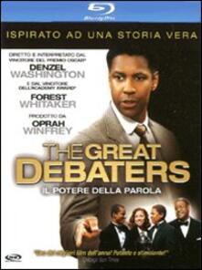 The Great Debaters di Denzel Washington - Blu-ray
