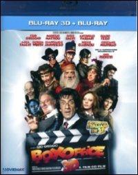 Cover Dvd Box Office. Il film dei film 3D (Blu-ray)
