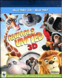 Cover Dvd Animals United (Blu-ray)