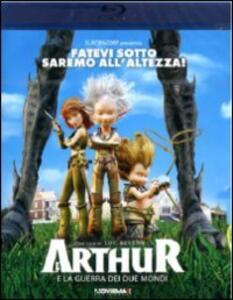 Arthur e la guerra dei due mondi di Luc Besson - Blu-ray
