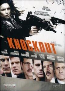 Knockout. Resa dei conti di Steven Soderbergh - DVD