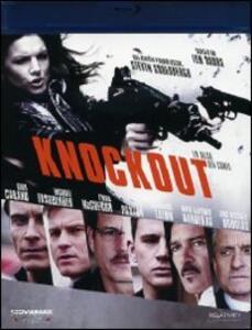Knockout. Resa dei conti di Steven Soderbergh - Blu-ray