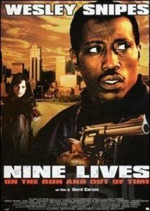 Nine Lives (DVD) di David Carson - DVD
