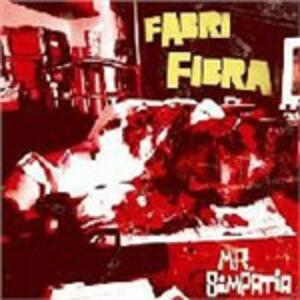 Mr. Simpatia - CD Audio di Fabri Fibra