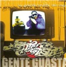 La grande truffa del Rap - CD Audio di Gente Guasta