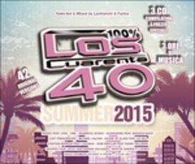 CD Los Cuarenta Summer 2015 Lanfranchi Farina