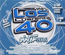 CD Los Cuarenta Winter 2016