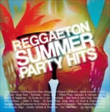 CD Reggaetone Summer Hits Party Hits
