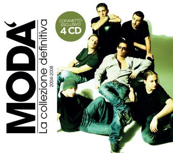 CD La collezione definitiva 2003-2008 di Modà
