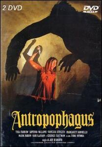 Antropophagus (2 DVD) di Joe D'Amato - DVD